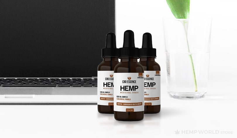 CBD Essence [Product Review + 10% Coupon]