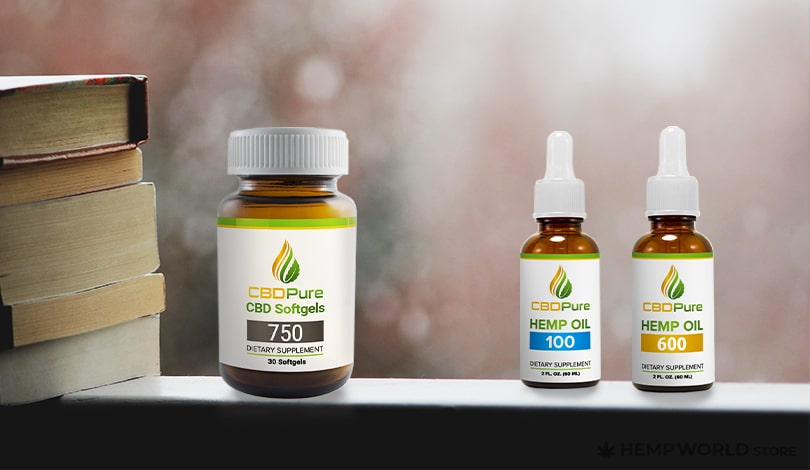 CBD Pure [Product Review + 10% Coupon]