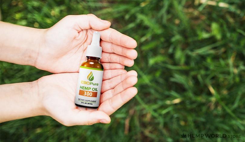 CBD Pure Hemp oil