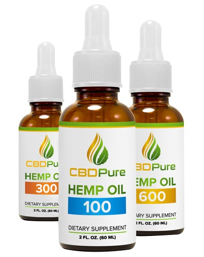 CBD Pure [Product Review + 10% Coupon] | Hempworldstore