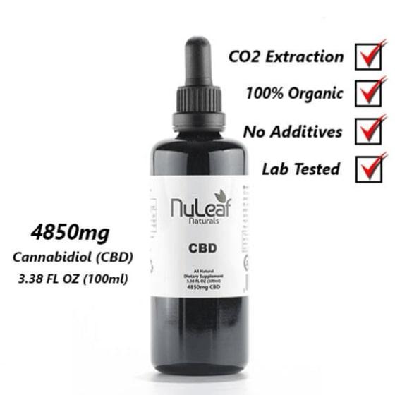 Nuleaf 850mg
