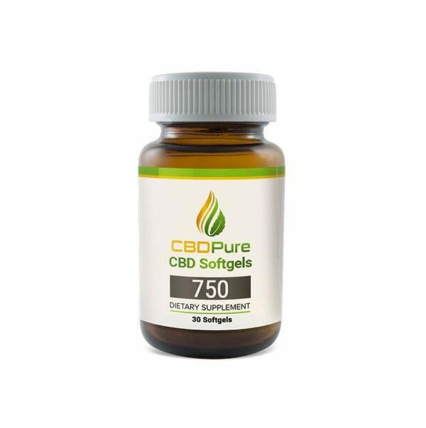 cbd-pure-softgel-750