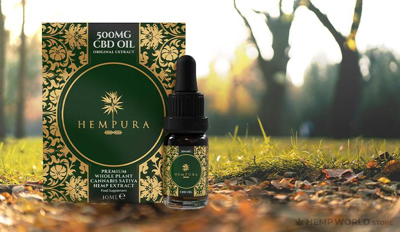 Hempura CBD Products 2019