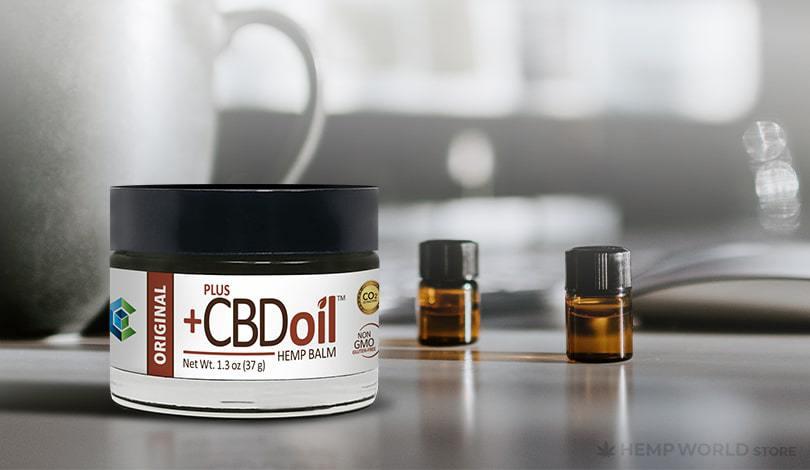 cbd oil plus