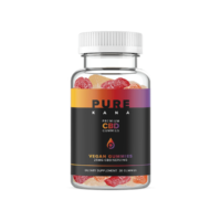 Natural CBD Gummy Bears