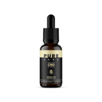 Vanilla CBD Oil (Full Spectrum) - 1000mg