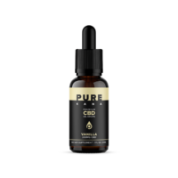 PureKana Vanilla CBD Oil (Full Spectrum) - 300mg