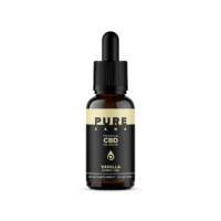 PureKana Vanilla CBD Oil (Full Spectrum) - 600mg