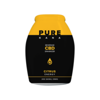 PureKana Citrus (Energy) CBD Beverage Enhancer
