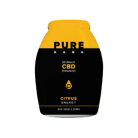 PureKana Citrus for Energy CBD Beverage Enhancer 2oz (60ml) 39mg CBD | PureKana