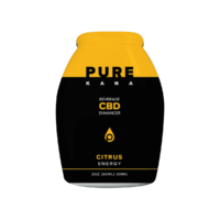 PureKana Citrus for Energy CBD Beverage Enhancer