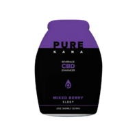 PureKana Mixed Berry for Sleep CBD Beverage Enhancer