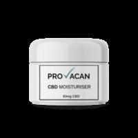 Provacan CBD Facial Moisturiser - 80mg CBD - 30ml
