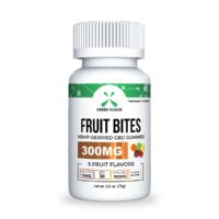 Green Roads CBD Fruit Bites - 300mg (10mg CBD per bite) - 2,6oz