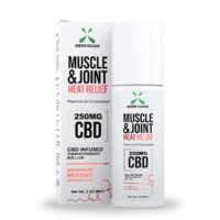 Green Roads CBD Muscle & Joint Heat Relief – 250mg CBD – 3oz