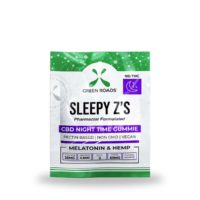 Green Roads CBD Sleepy Z's – 25mg (25mg per dose) – 0.5qty