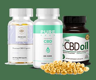 CBD Capsules & Pills