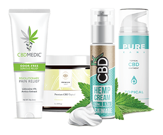 Topical CBD